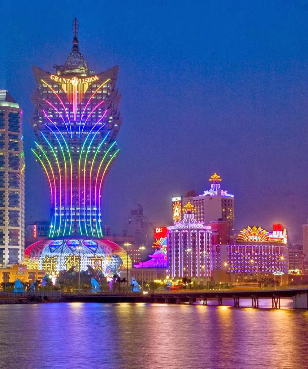 Macau China Tourism
