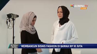 Tips Membangun Bisnis Fashion HIjab Modal Di Bawah 10 Juta