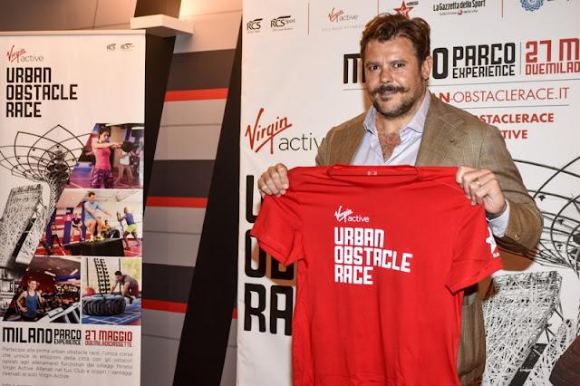 Virgin Active Urban Obstacle Race - Andrea Lo Cicero