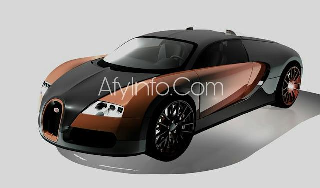 Gambar Bugatti Chiron