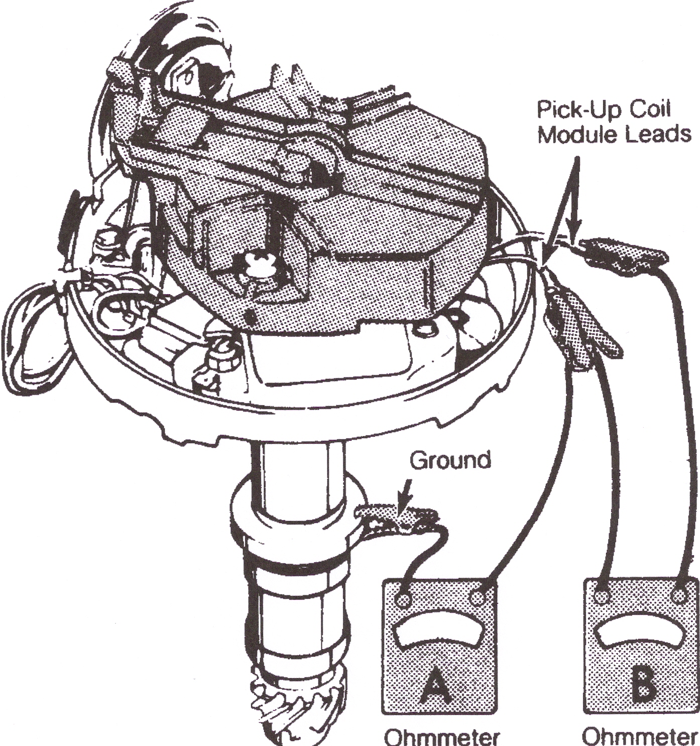 Macs Blog Notes Troubleshooting Gms Hei Ignition System Gm Module Wiring Diagram Engine Scheme For Your