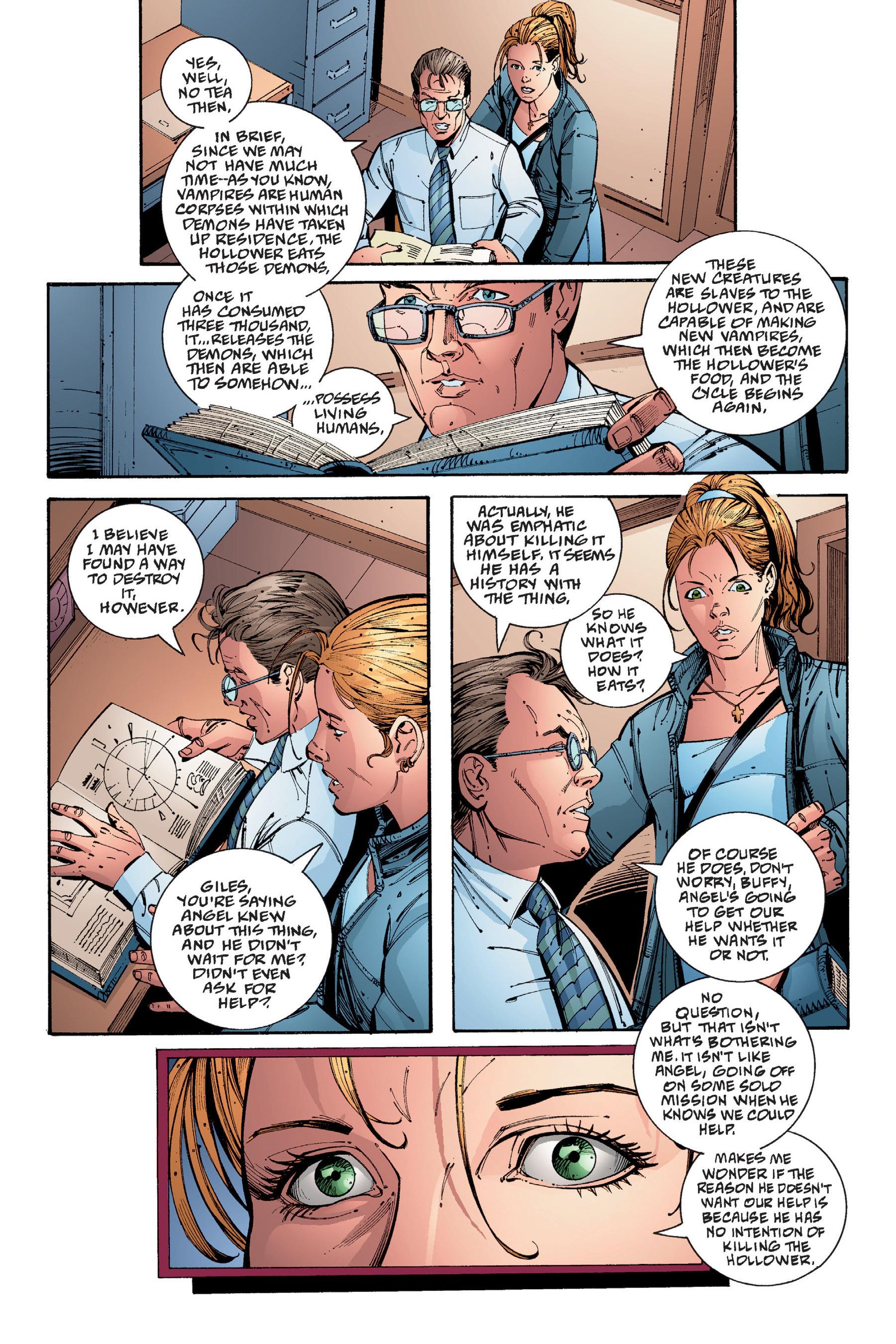 Read online Buffy the Vampire Slayer: Omnibus comic -  Issue # TPB 4 - 318