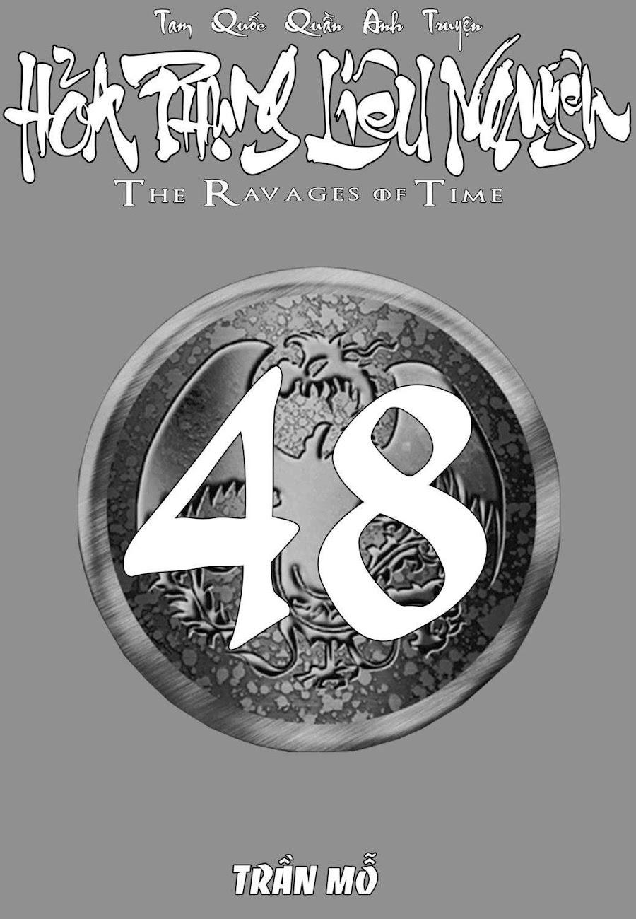 Hỏa phụng liêu nguyên Chương 381: Tại hậu hoàng tước [Remake] trang 1