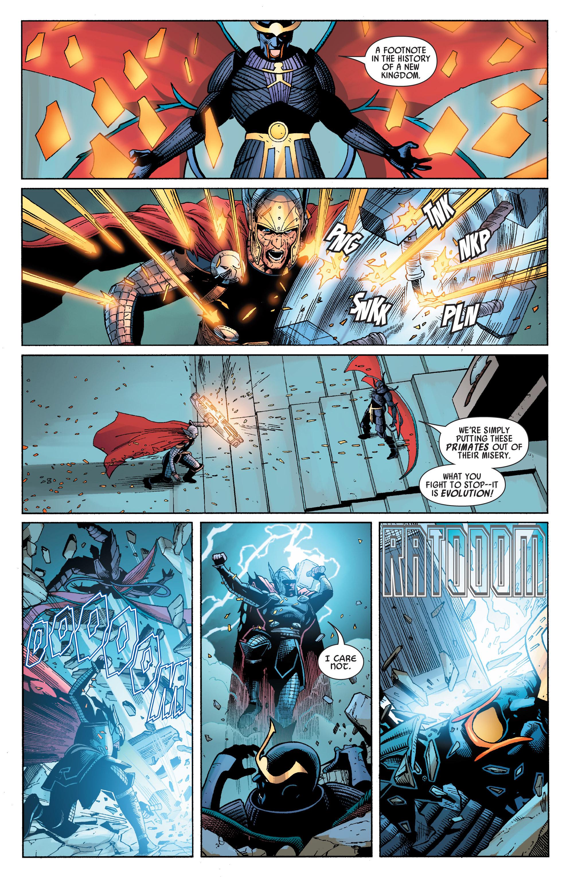 Read online Uncanny Avengers (2012) comic -  Issue #16 - 20