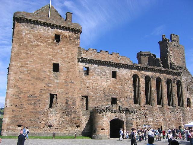 Reign e Rainha Mary na Escócia - Palácio de Linlithgow