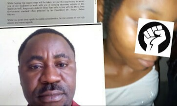 Rapist Married Man Who Has Been Sleeping With His 16yrs Househelp In Delta Exposed