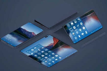Foldable cellphone changed to cellphone or tablet? Microsoft! How come?