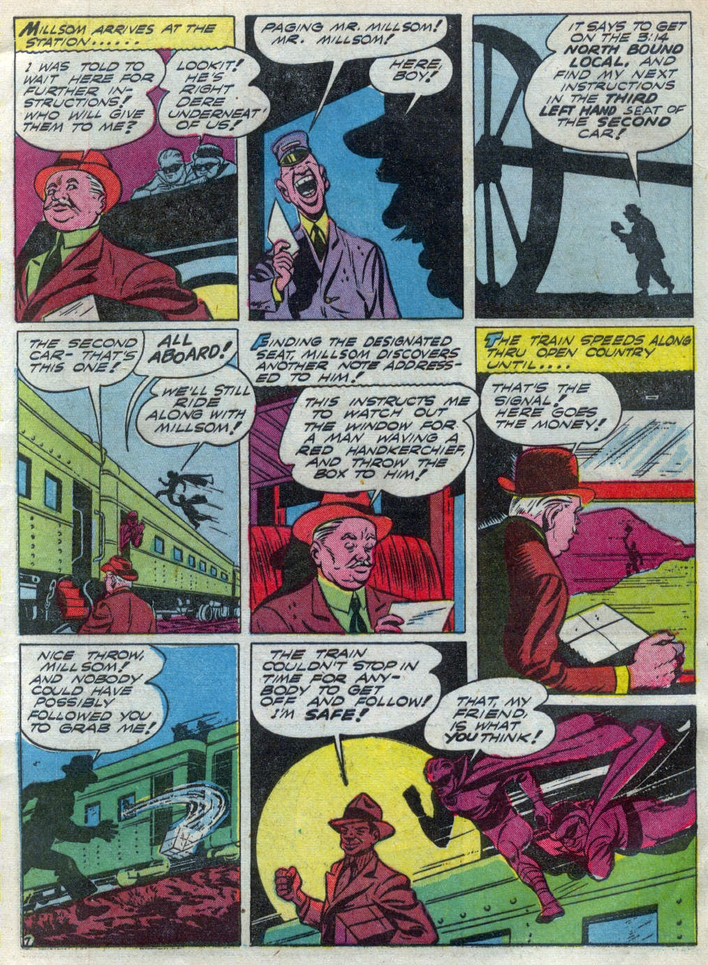 Read online All-American Comics (1939) comic -  Issue #45 - 9