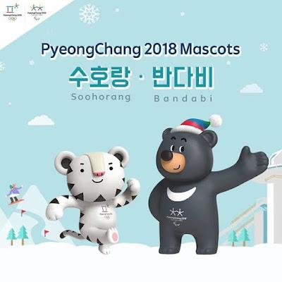 As Olimpíadas de Inverno de 2018