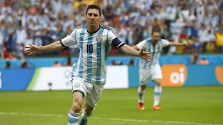 Lionel Messi is Argentina's highest goalscorer ever
