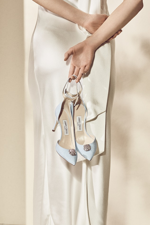 ad125f0294e mylifestylenews: Jimmy Choo Introduces 'Something Blue' For 2019 ...