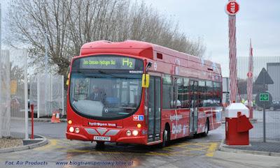 Wright Pulsar Hydrogen Bus