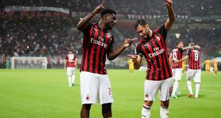 مباراة اس ميلان وكالياري بث مباشر اليوم الاحد 16-9-2018 AC Milan and Cagliari live