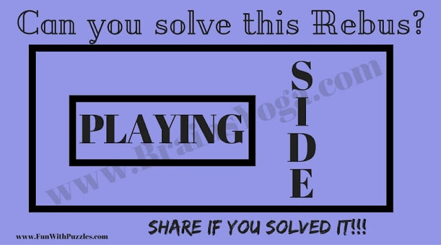 Hidden meaning Puzzle Question