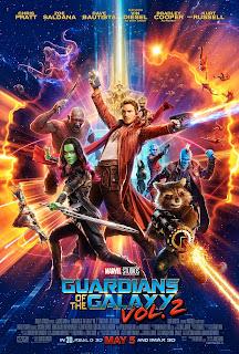 Guardians of the Galaxy Vol. 2 - Segundo Poster & Segundo Trailer