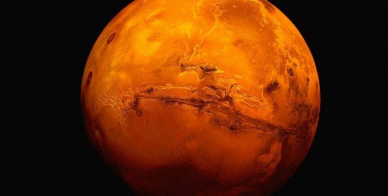 Σήμερα  ο Άρης θα ειναι σε πολύ κοντινή απόσταση από τη Γη