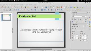 powerpoint libre office