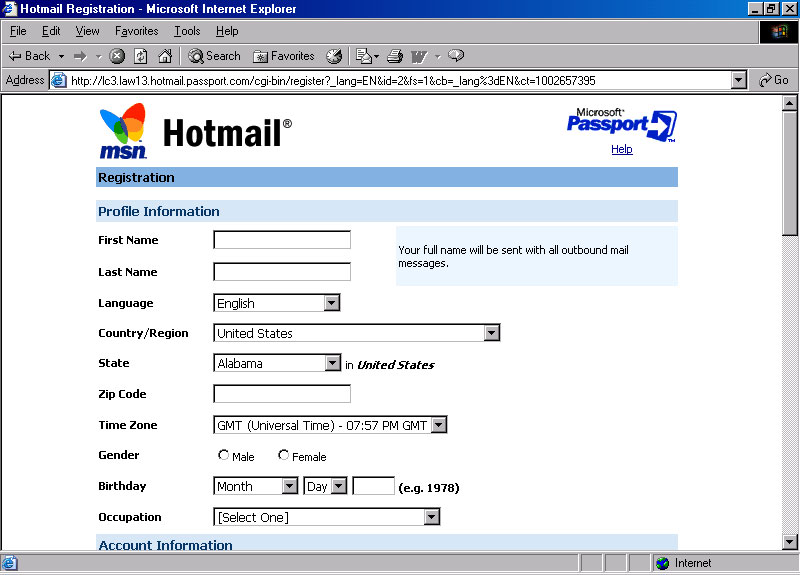 How to retrieve your hotmail password
