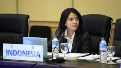 Profil & Biodata Nara Masista Rakhmatia - Diplomat Indonesia yang Lawan Serangan Delegasi 6 Negara Pasifik
