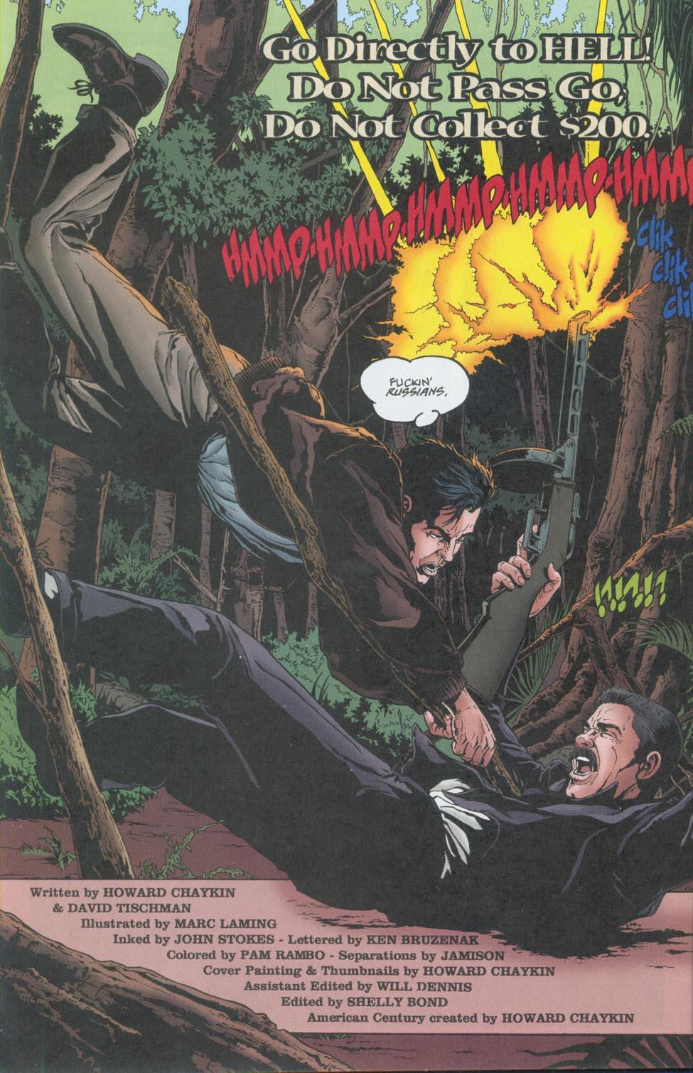 Read online American Century comic -  Issue #3 - 7