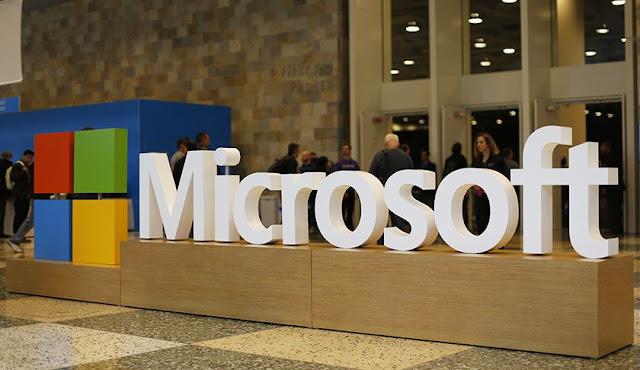 لوحة افتراضية جديد من مايكروسوفت / Virtual panel of Microsoft