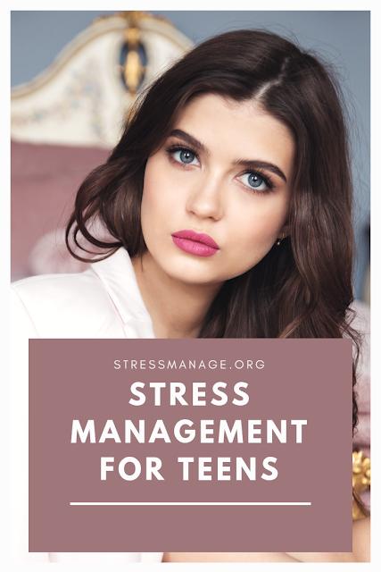 stress management for teens