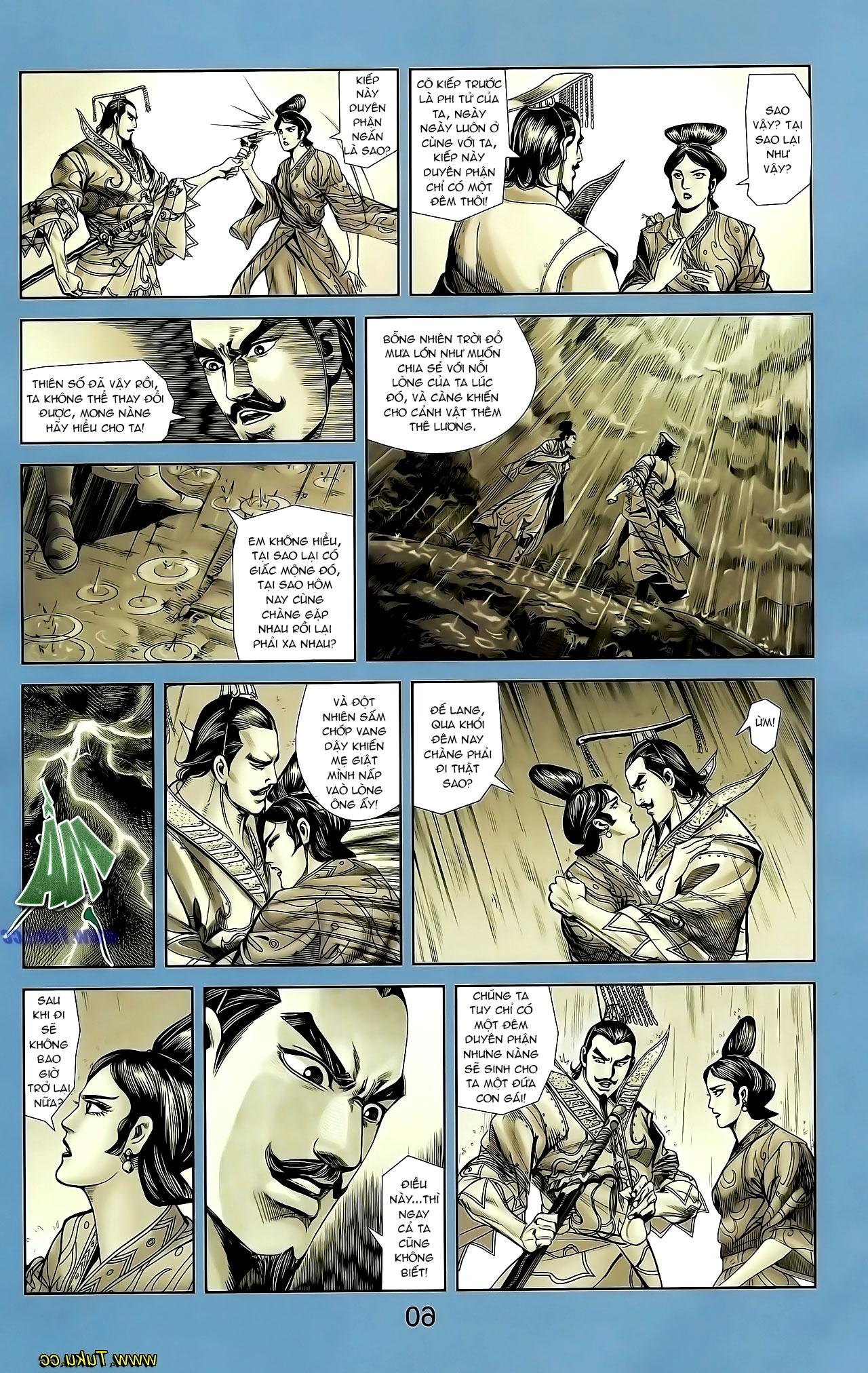 Cơ Phát Khai Chu Bản chapter 127 trang 20