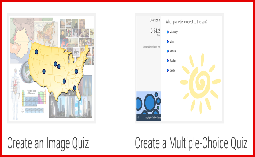 A Great Tool for Creating Image Quizzes and Educational