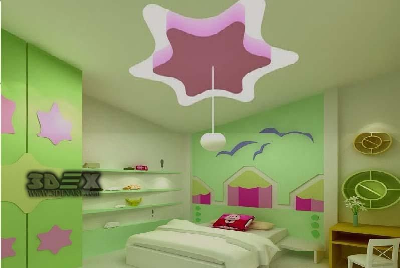 Top false ceiling designs pop design for bedroom 2018 for Best pop designs for bedroom