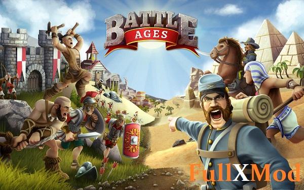 Battle Ages Mod Apk