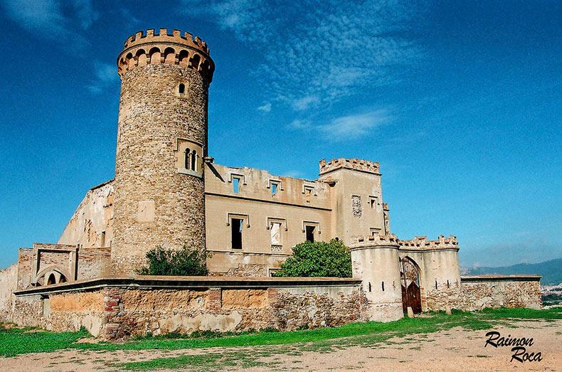 El Castillo Torre Salvana | España