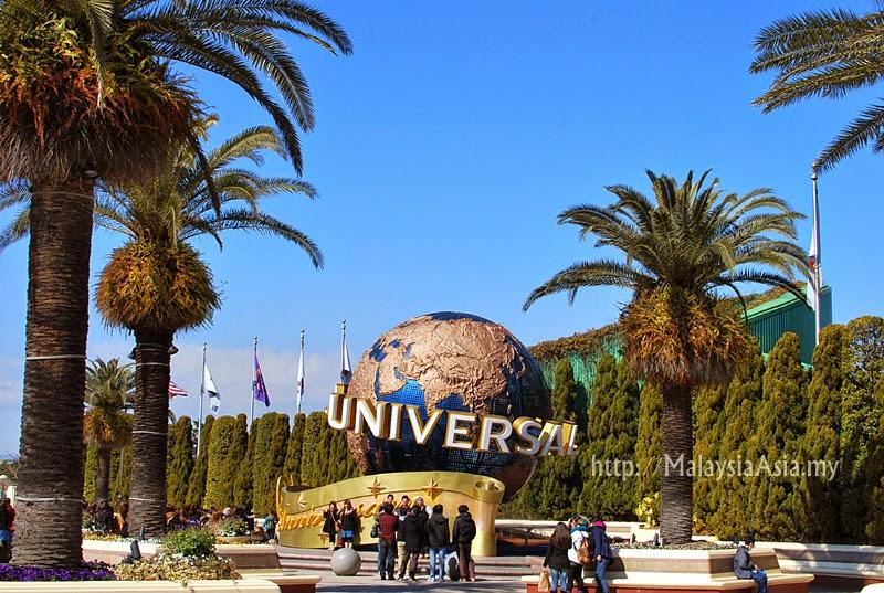 Universal Studios Osaka USJ