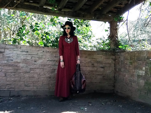 fashion, moda, look, outfit, blog, blogger, walking, penny, lane, streetstyle, style, estilo, trendy, rock, boho, chic, cool, casual, ropa, cloth, garment, inspiration, fashionblogger, art, photo, photograph, Avilés, asturias,country, maxidress, vestido, zara