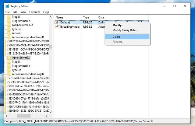hướng dẫn gỡ bỏ phần mềm IDM khỏi máy tính