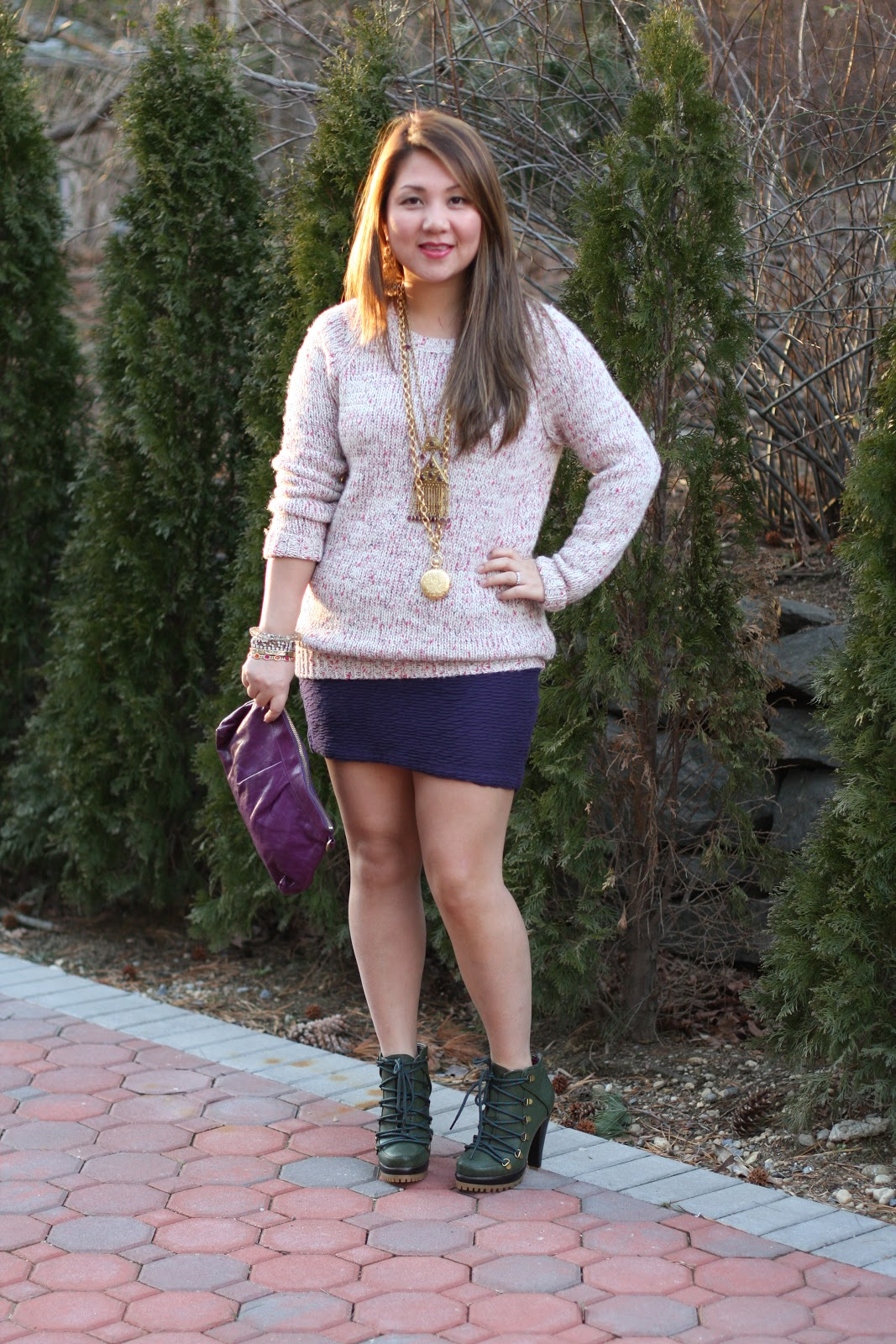 Mom In Mini Skirt 34