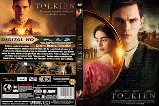 TOLKIEN – 2019 [COVER DVD]