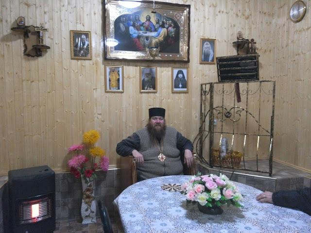 РПЦЗ: Новая трапезная в Воскресенском монастыре Кишиневской епархии. ФОТО