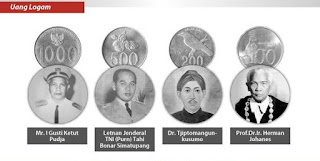 Gambar Pahlawan Nasional Pada Uang Rupiah Baru