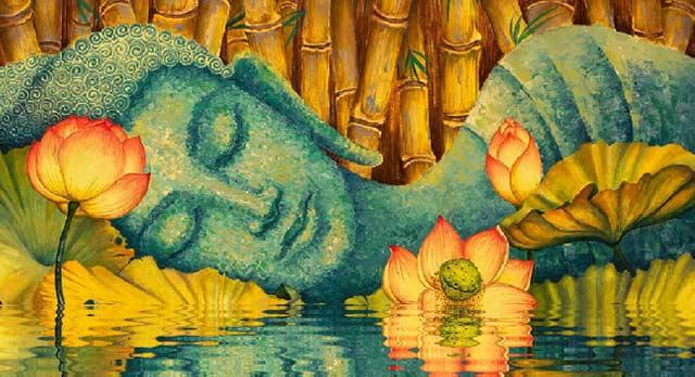 Elige una imagen y recibe un sabio consejo de Buda