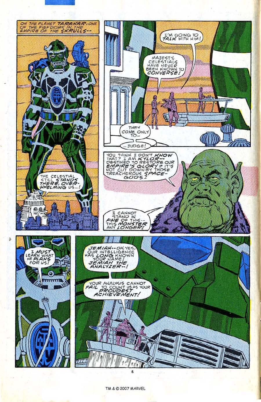 Read online Silver Surfer (1987) comic -  Issue #5 - 10