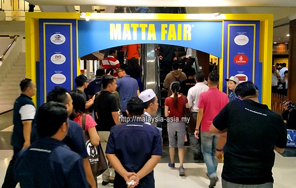 Travel promotions Matta Fair 2018