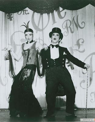 """""""Кабаре"""".   1972 г.  реж.  Боб Фосси."""