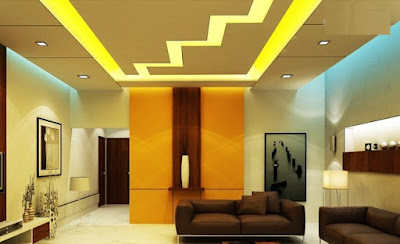 POP false ceiling designs for living room - POP design 2016