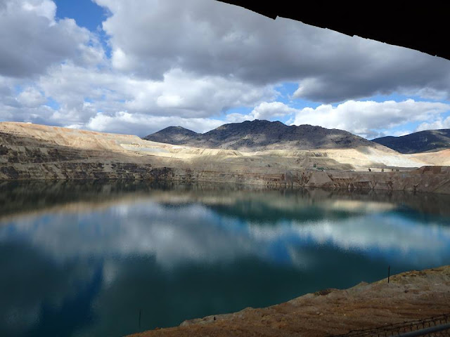 montana, road trip, berkeley pit