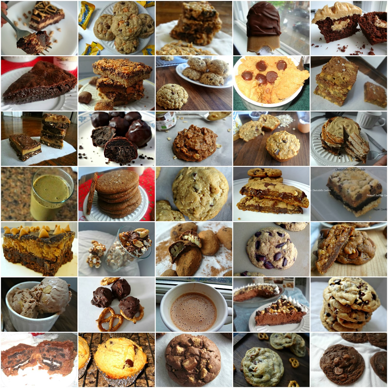 35 Chocolate Peanut Butter Recipes