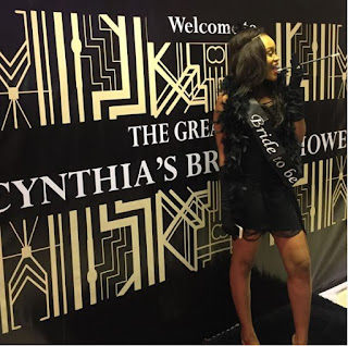 many of cynthias close friends were inn attendance at the party