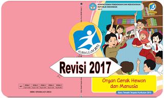Buku SIswa dan Buku Guru Kelas 5 SD Kurikulum 2013 Revisi 2017