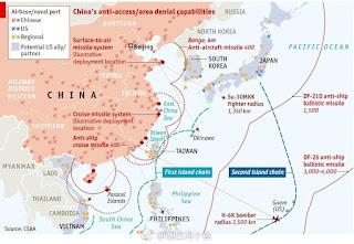 A2/AD a la china