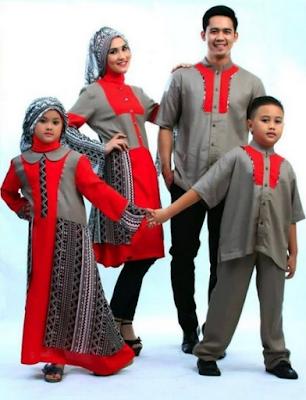 baju lebaran keluarga terbaru
