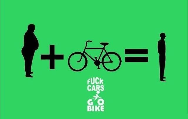 чем велосипед лучше машины